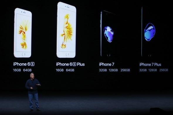 İşte iPhone 7 ve iPhone 7 Plus