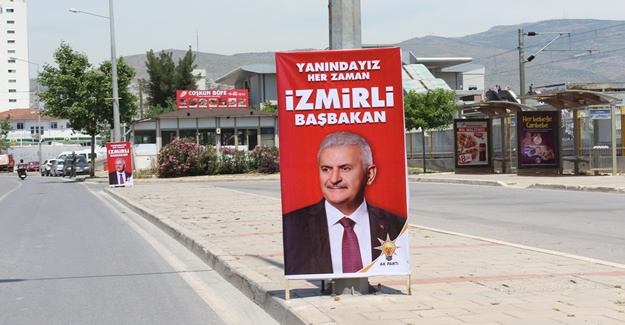 İzmir Binali Yıldırım'la Donatıldı