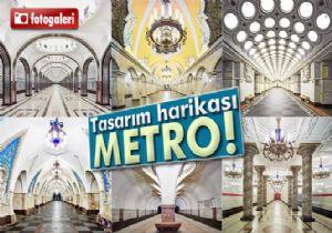 Tasarım Harikası Metro!