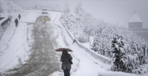 Bu kare, sabah Türkiye'nin başkentinde çekildi