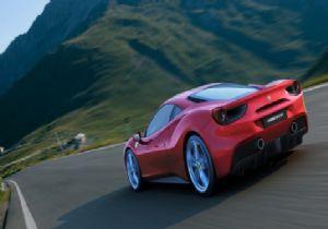 İşte Ferrari 488 GTB