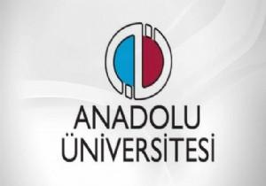 Anadolu Üniversitesi'nden 'mükerrer soru' açıklaması