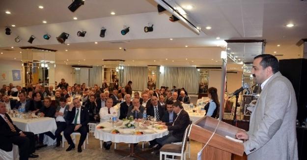 AK Parti'nin Vefa Gecesi