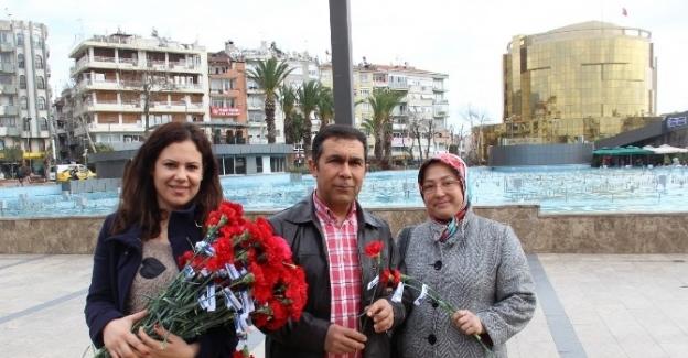 Başkan Çerçioğlu, Sevgilileri Unutmadı