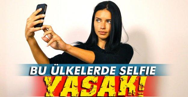 Bu ülkede selfie çekmek yasak