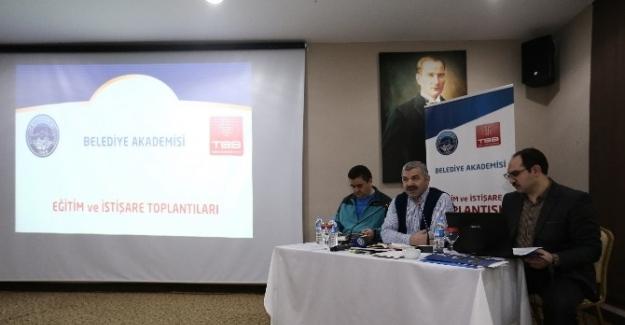 Büyükşehir Belediyesi Kampa Girdi