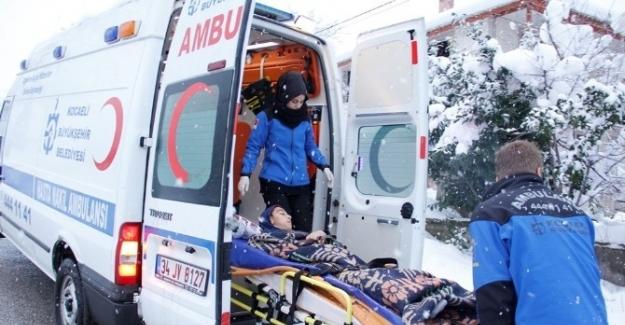 Büyükşehir'in Ambulansları 52 Bin Hasta Taşıdı