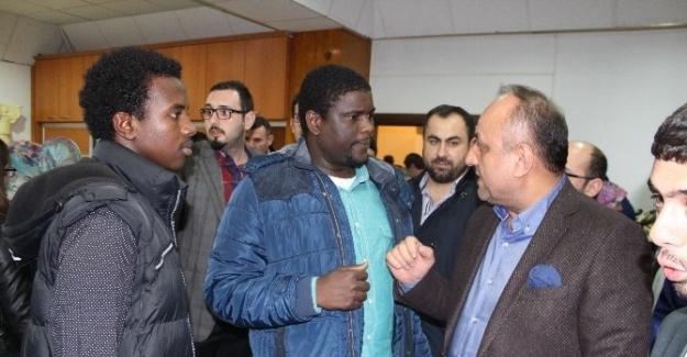 Kastamonu'nun Temizliği Afrikalı Öğrenci Ahmad'ın Dikkatini Çekti