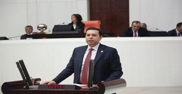 AK Partili Kaya: EGİAD Başkanı HDP'lilerin ağzıyla konuşmuştur