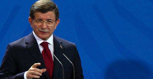 Başbakan Davutoğlu Ürdün'de konuştu