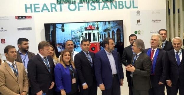 """Başkan Demircan: """"Beyoğlu Ve Ülkemizi Tanıtmak Adına Berlin'deyiz"""""""