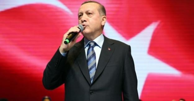 Cumhurbaşkanı Erdoğan'dan 'Dokunulmazlık' Açıklaması