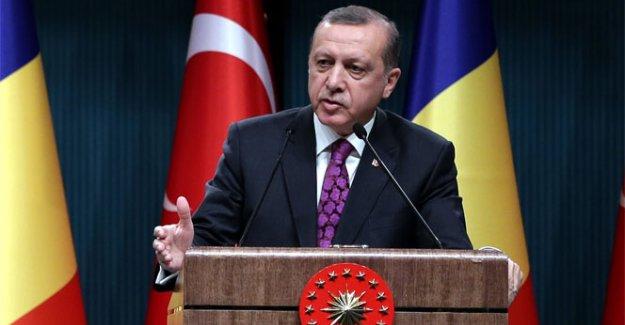 Erdoğan'dan Rusya'ya Uyarı