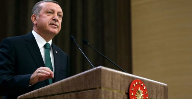 Erdoğan'dan, yabancı ülke konsoloslarına tepki
