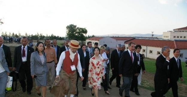 Japonya Dışişleri Bakanlığı Desteği İle Yapılan Müze 50 Bin Kişi Tarafından Ziyaret Edildi
