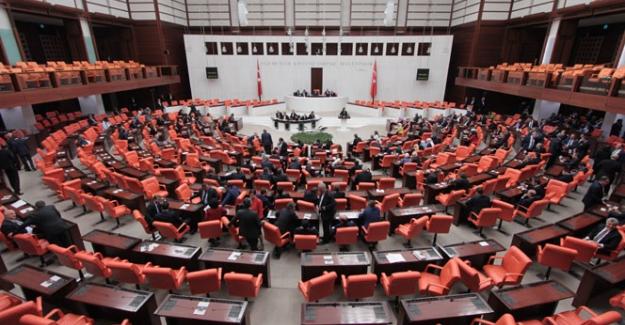 Yeni Tasarı Meclis'te