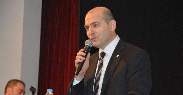 Bakan Soylu: Asgari Ücretin 300 Lirasını İşveren Alıyor
