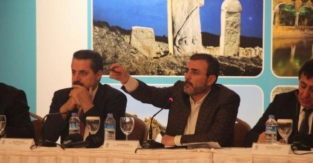 Kültür Ve Turizm Bakanlığı Şanlıurfa'da Çalıştay Düzenledi