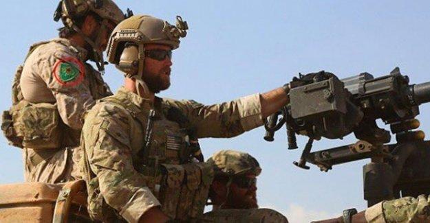 ABD'den YPG arması takan askerlerle ilgili açıklama
