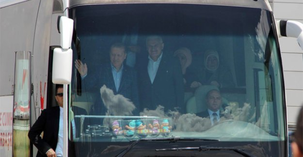 Başbakan Yıldırım'dan büyük terör yemini