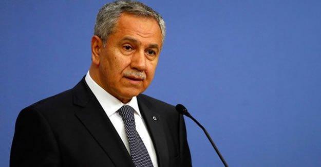 Bülent Arınç'tan yeni parti iddialarına cevap
