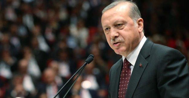 Erdoğan: 'Bunlar haysiyet celladıdır'