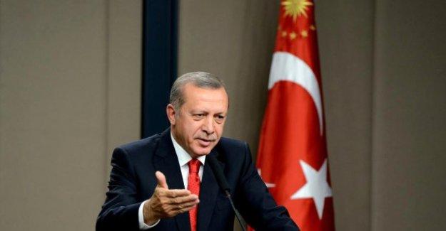 Erdoğan'dan Kongre Kararına İlk Yorum