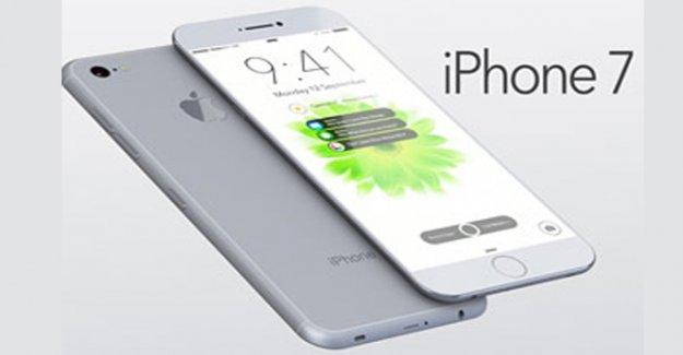 iPhone 7'nin tasarımı sızdırıldı