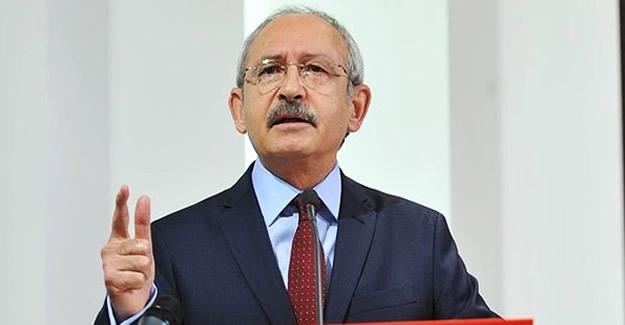 Kılıçdaroğlu'dan Alman Liderlere 'Sözde Ermeni Soykırımı' Mektubu
