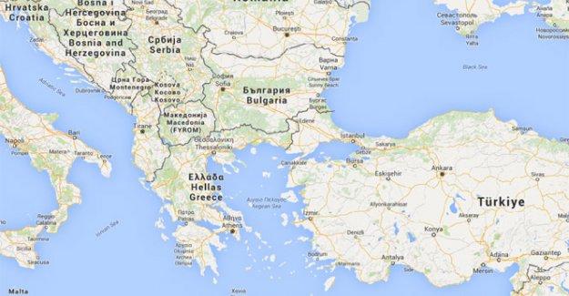 Yunan polisinden mültecilere şok