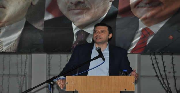 AK Partili Kaya'dan İl Başkanına Sert Tepki
