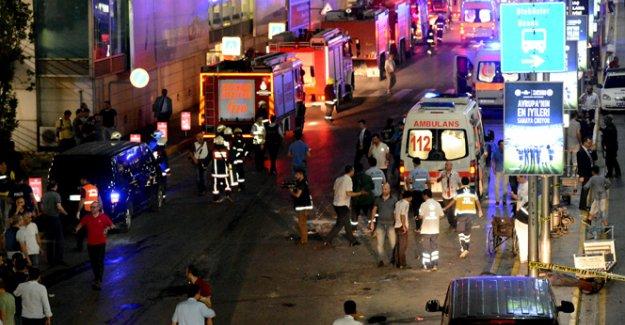 Atatürk Havalimanı'ndaki patlamayla ilgili yeni gelişme