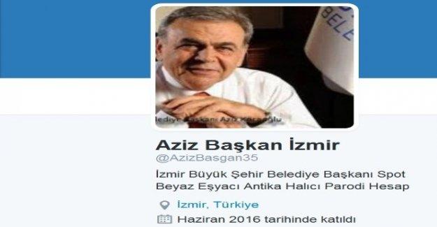 'Aziz Başkan' İzmir'de ortalığı karıştırdı