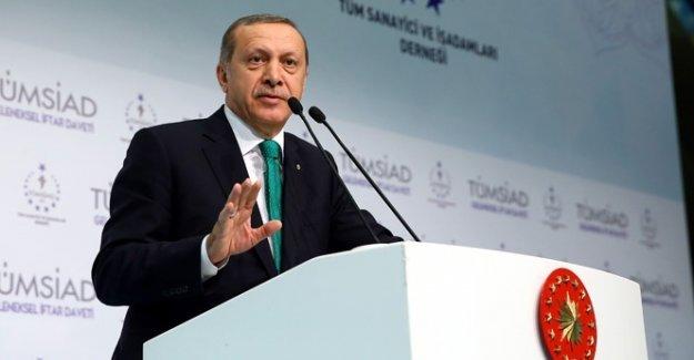 Erdoğan'dan Cameron'a Sert Sözler!