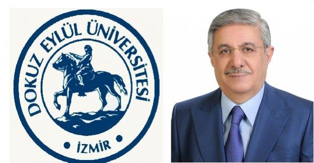 9 Eylül Rektör Adayı Ömer Dumlu, projelerini anlattı