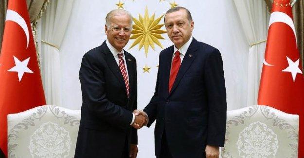 Erdoğan-Biden görüşmesi sonrası ortak açıklama