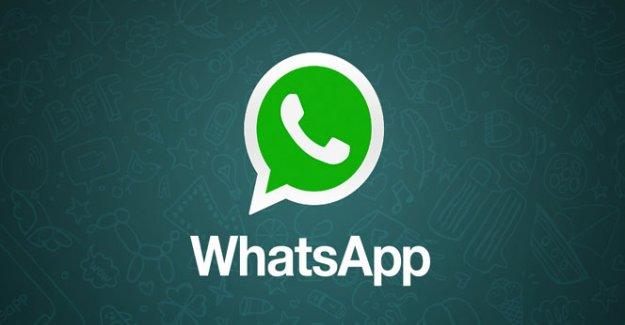 Whatsapp'a beklenen bomba özellik geldi