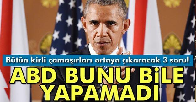 ABD'ye Ankara'nın soruları ve Artvin olayı