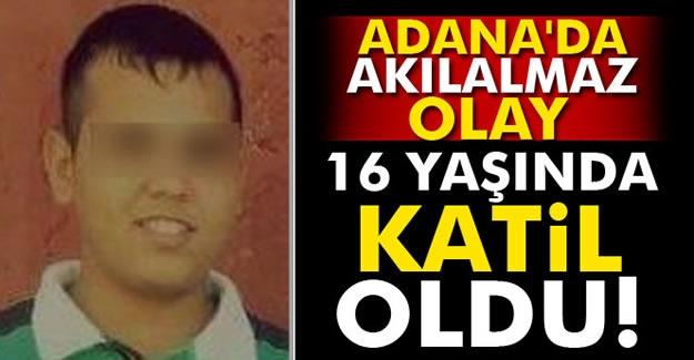 Adana'da Akılalmaz Olay!