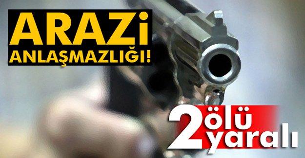 Adana'da arazi anlaşmazlığı: 2 ölü, 2 yaralı