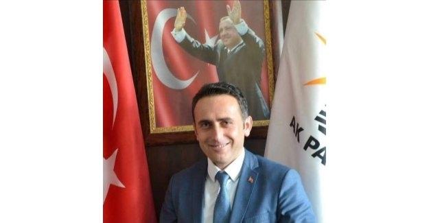 AK Partili Özkaya Kurban Bayramını Kutladı