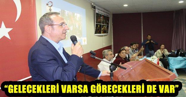 """AK Partili Sürekli """"Gelecekleri Varsa Görecekleri de Var"""""""