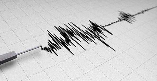 Aksaray'da korkutan deprem