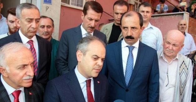 """Bakan Kılıç: """"Teröre destek veren kim varsa alçaktır"""""""