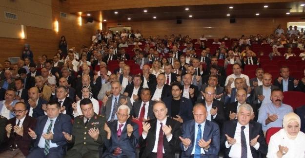 """Bakan Özlü: """"Fitne fesattan uzak duralım"""""""
