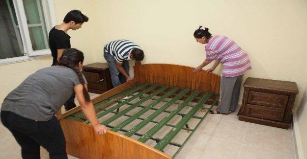 Bayraklı Belediyesi Kocabıyık ailesine sahip çıktı