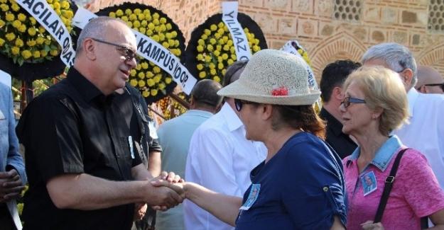 Belediye Başkanı Ergün'ün acı günü