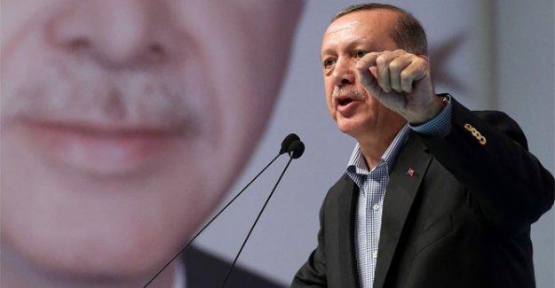 Cumhurbaşkanı Erdoğan: 'Seçilmişler bal gibi de alınır'
