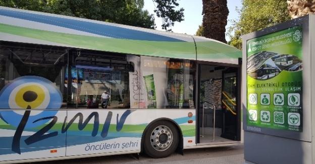 Bilal Doğan'dan elektrikli otobüs yorumu