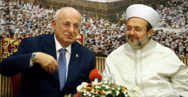 'Herkes Türkiye'yi takip ediyor'